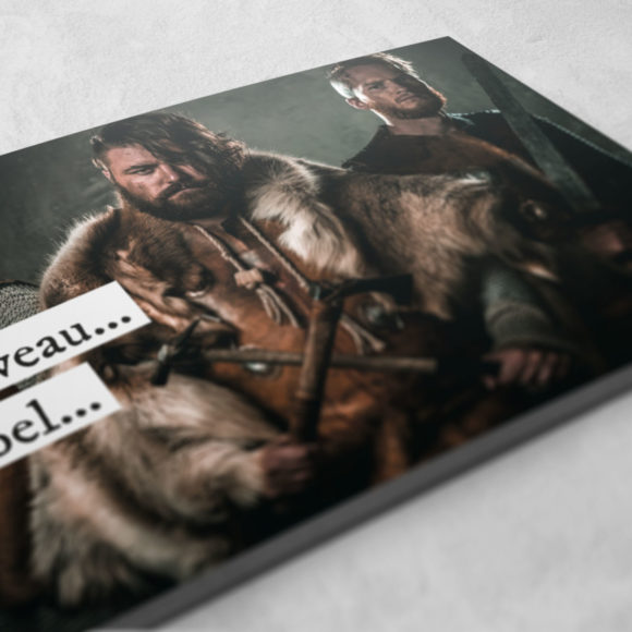 "Postkarten ""Alltägliches Mittelalter"""