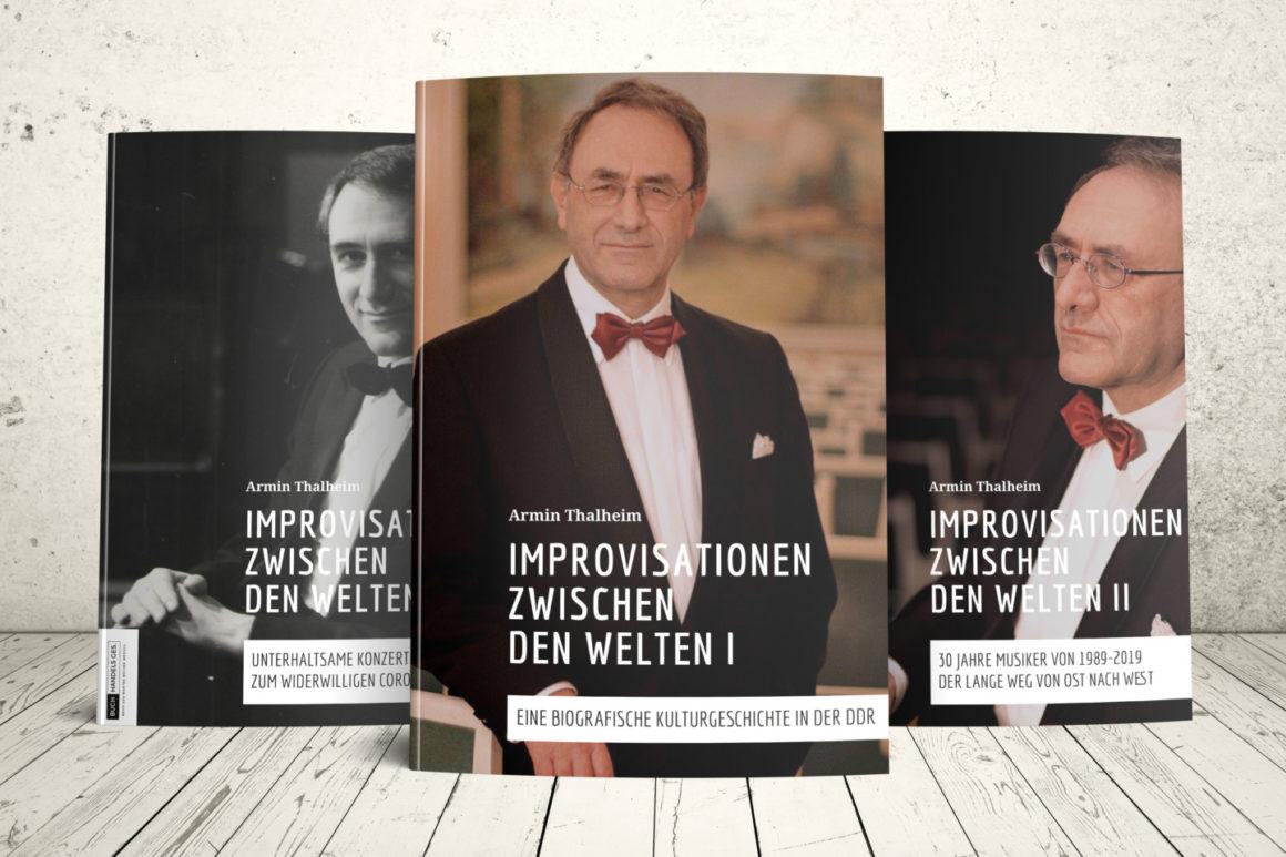 Kulturgeschichte, gestern, heute, morgen – Improvisationen zwischen den Welten – Armin Thalheim
